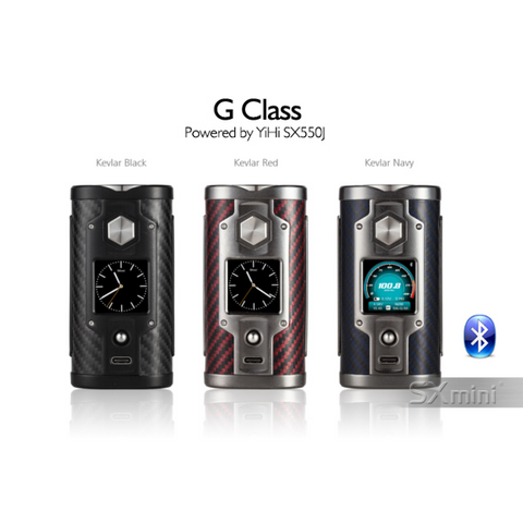 SXmini G Class Mod Powered by YiHi SX550J