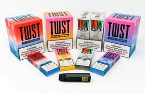 Twist Disposable Salt Nic Vape Device
