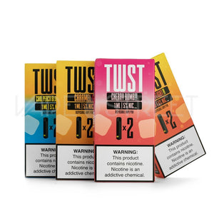 Twist Disposable Lulu- Starting at $2.95 - Salt Nic Vape Device