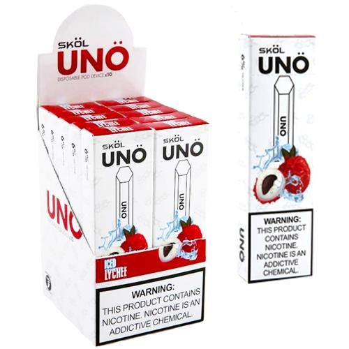 Skol UNO Disposable Pod Device