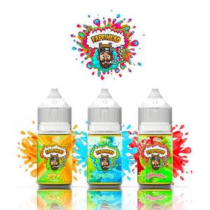 Vape Head Salt (90mL) Mystery Bundle + FREE POD SYSTEM