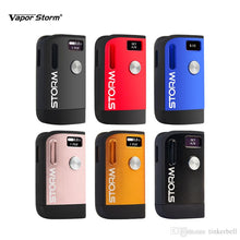 Load image into Gallery viewer, S1 Mod 800mAh - by Vapor Storm is GARBAGE  Get Yocan Uni Instead