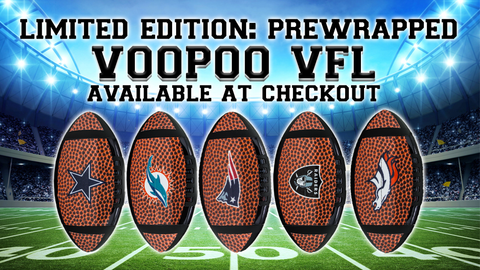 Limited Edition: Pre-Wrapped VOOPOO VFL 10W Pod System
