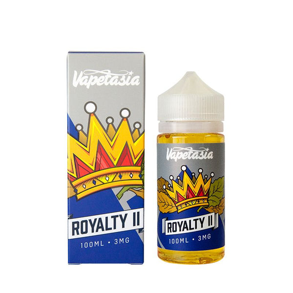 Vapetasia 'Royalty II' - 100mL