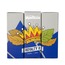 Load image into Gallery viewer, Vapetasia 'Royalty II' - 100mL