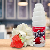 Whip'D E Liquid - 60ML - Vanilla, Strawberry & Breakfast Flavor e juice - 3MG