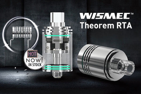 Wismec Theorem Rta Tank by Jaybo
