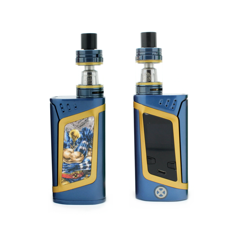 "SMOK Alien 220W Kit -""Heroes & Villains"" Edition - Wolverine"