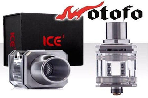 ICE 3 ICE3 Cubed Two Post Style Velocity Deck V1.5 RDA by Wotofo
