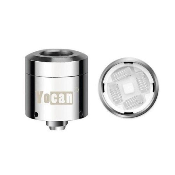 Yocan Loaded Quartz Coils (5pc/pack)
