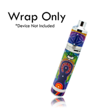 Vape Central Group Wraps for Yocan Evolve Plus XL!