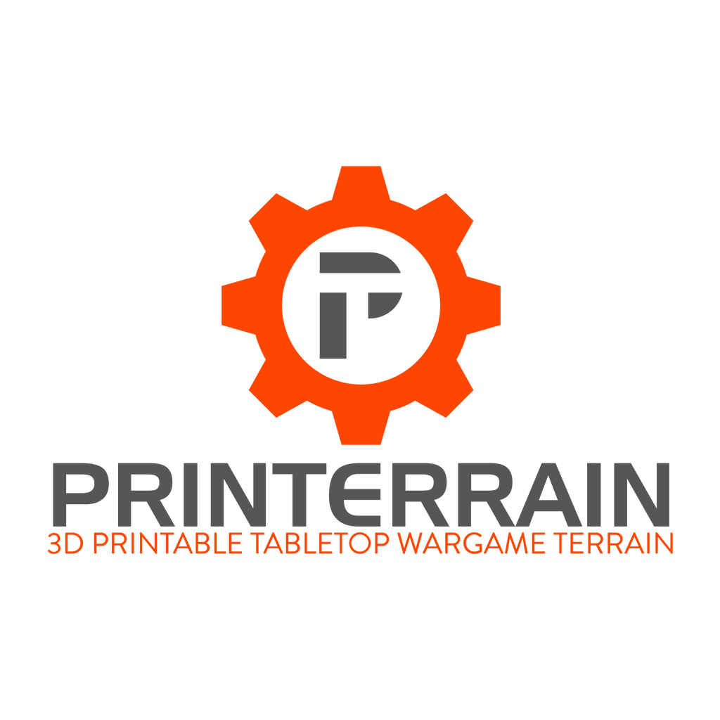 Announcing PRINTERRAIN 3D Printable Wargame Terrain Launching In October!