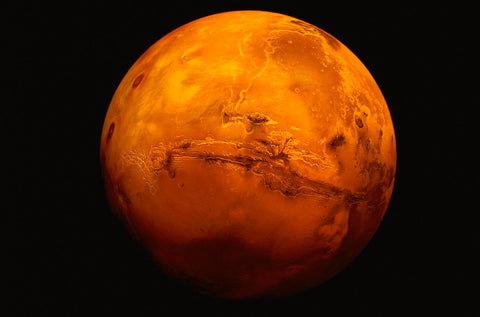 Warlords of Mars - tabletop gaming the red planet