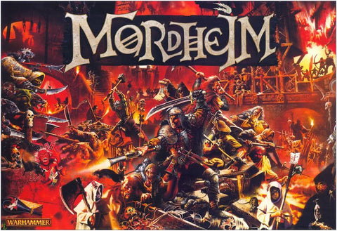 The return of Mordheim, maybe?