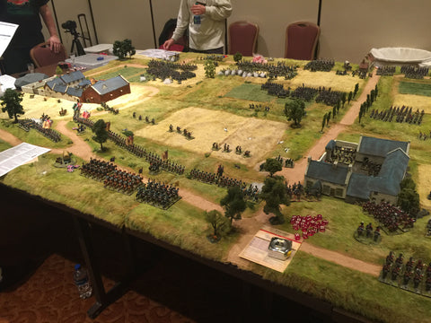 convention gaming at DunDraCon 2018