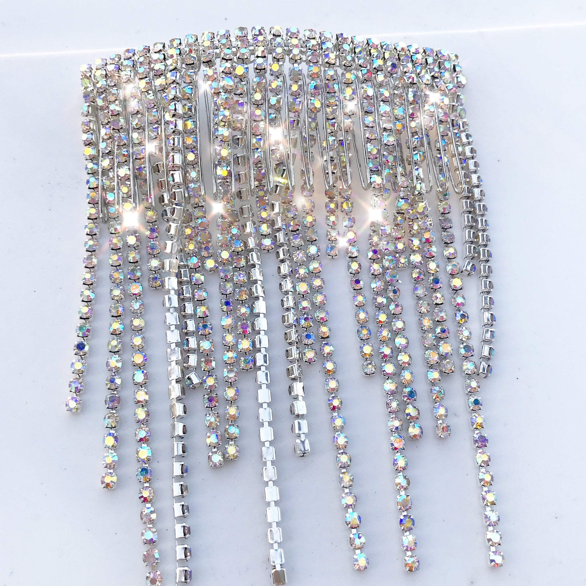 Chandelier Crystal Comb