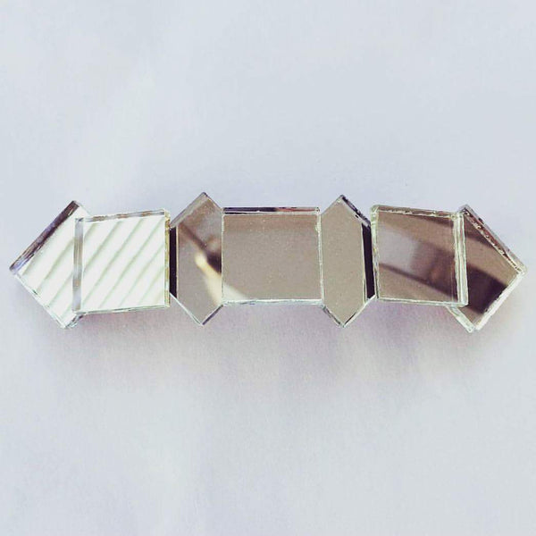 Arrow Mirror Barrette