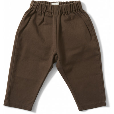 Konges Sløjd Adine Pants Walnut
