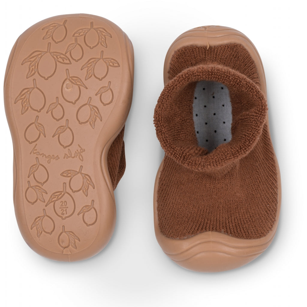 Konges Slojd Sock Slippers Almond