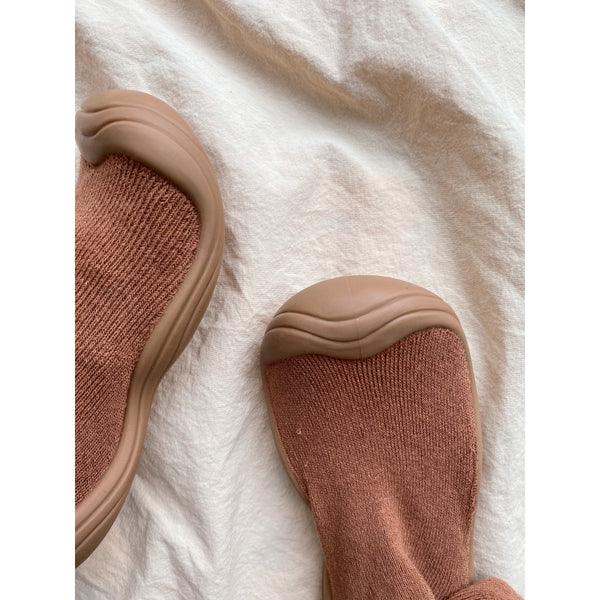 Konges Slojd Sock Slippers Rose Blush