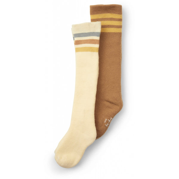 Konges Sløjd Long Socks 2 pack (2 color combinations)