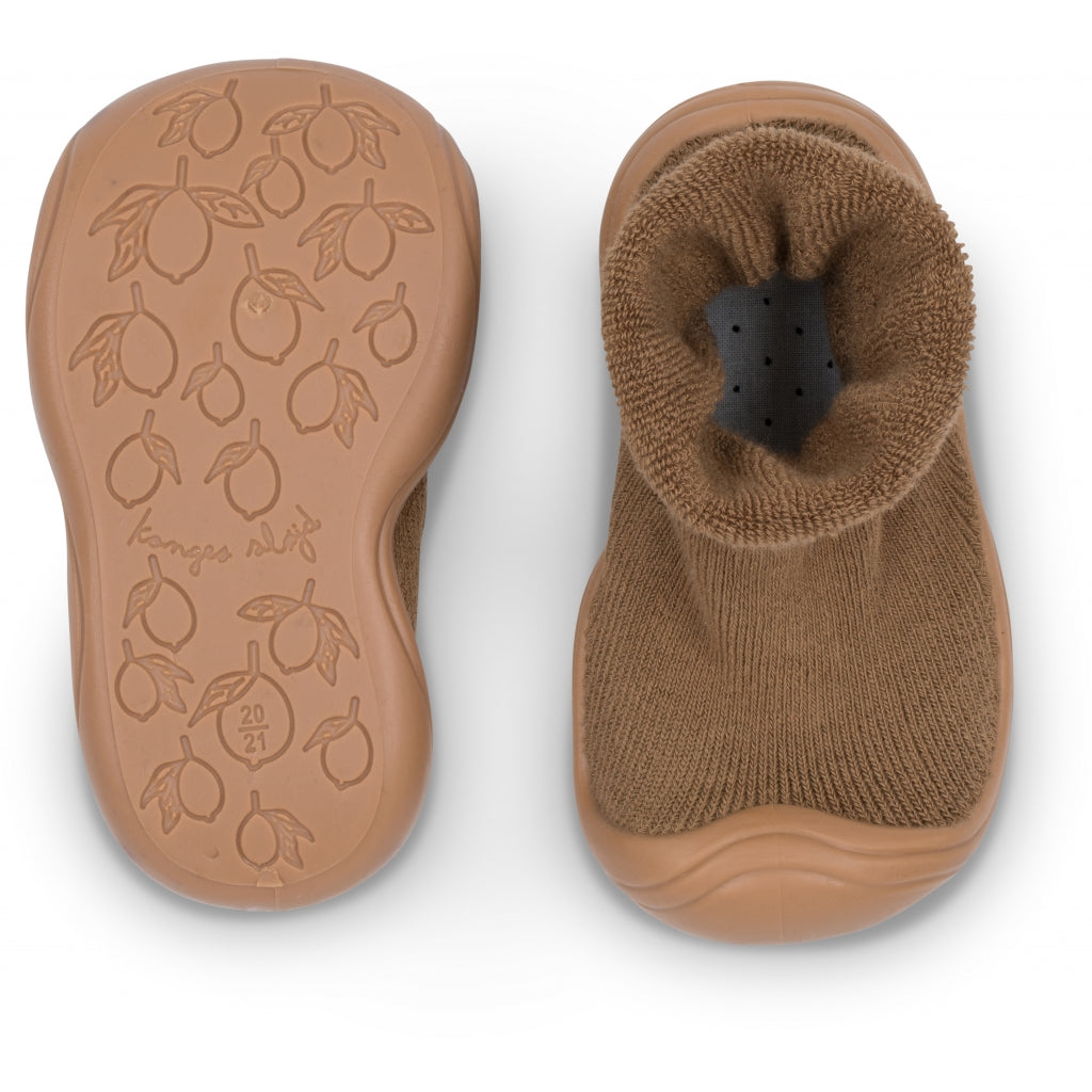 Konges Slojd Sock Slippers Walnut