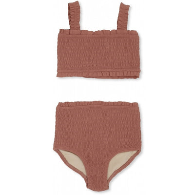 Konges Slojd Girl UV bikini Ruben Rose