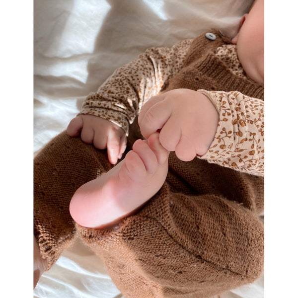 Konges Slojd Milly Onesie Almond