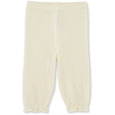 Konges Slojd Chleo Pants Off White - Last one 0-1m