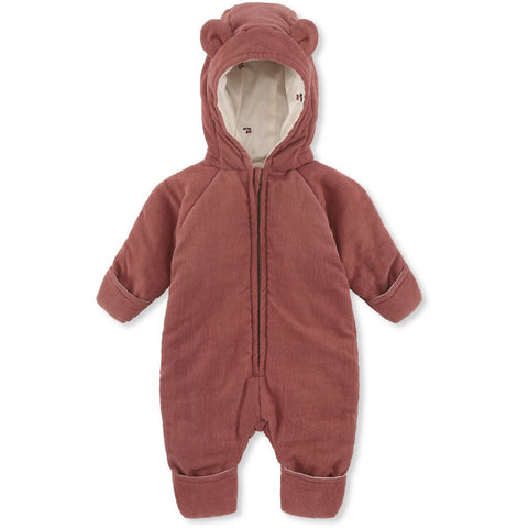 Konges Slojd Teddy Suit Cedar Wood / Cherry