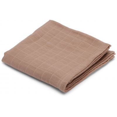 Konges Sløjd Muslin Cloth 1 PCS Rose