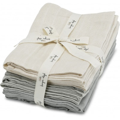 Konges Slojd 10 pack Muslin Cloths Boy