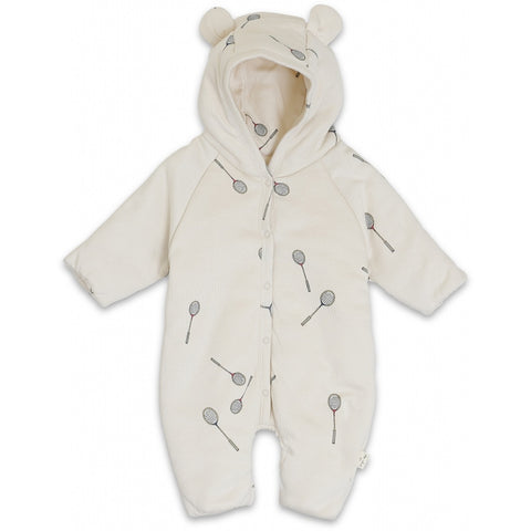 Konges Sløjd Newborn Onesie with Hood Smash