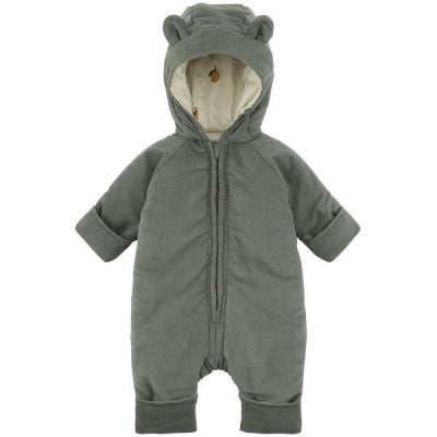 Konges Slojd Teddy Suit Ivy Green/Lemon
