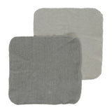 Konges Sløjd Wash Cloths 5 pack grey