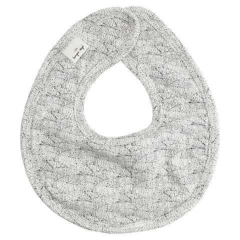 Konges Sløjd Bib Sea Shell Off White