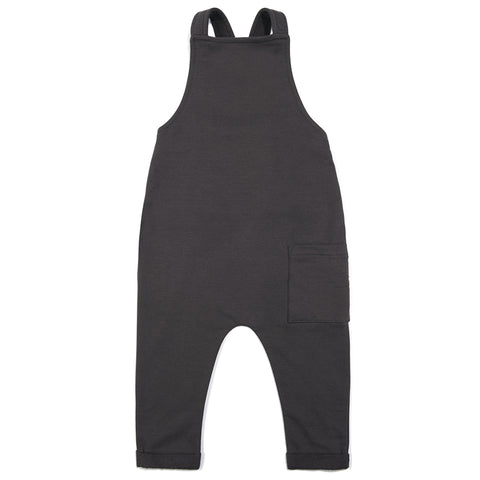 Phil & Phae Salopette Bobbi Graphite - Last sizes 6-12M & 4Y