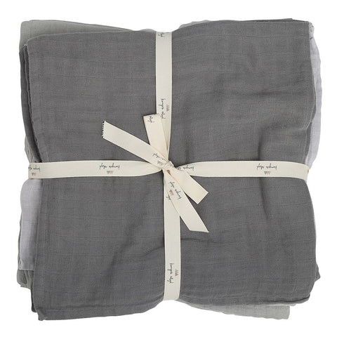 Konges Sløjd Muslin Cloth 10 pack Mixed Boy