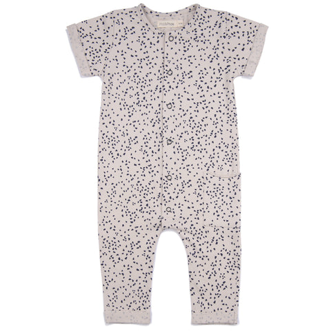 Phil & Phae Pocket Jumpsuit Print