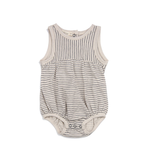 Phil & Phae Babysuit Stripe