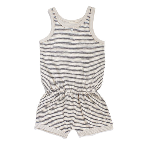 Phil & Phae Playsuit Stripe - Last ones 5Y and 6Y