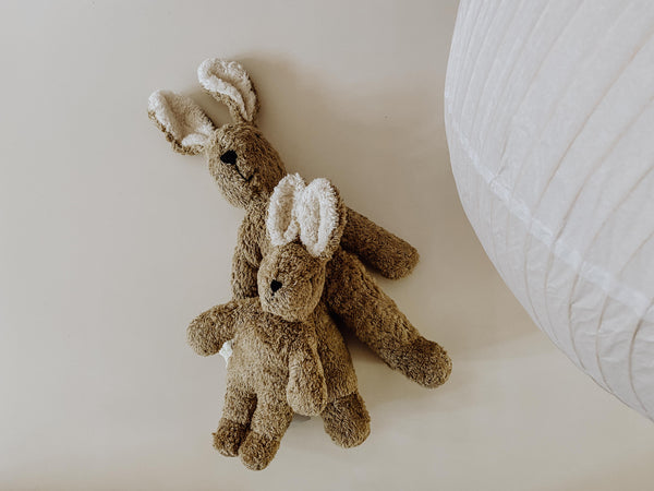 Senger Floppy Rabbit Beige (Baby & Small)