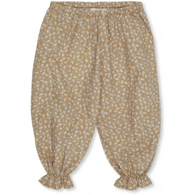 Konges Slojd Hasla Pants Melodie Dark Honey - Last one 5/6Y
