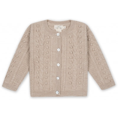 Konges Slojd Silya Knit Sweater Creamy White