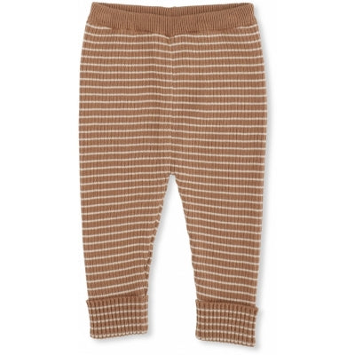 Konges Slojd Meo Knit Pants sahara/rice