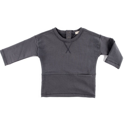 Phil & Phae Sweater Marley Graphite