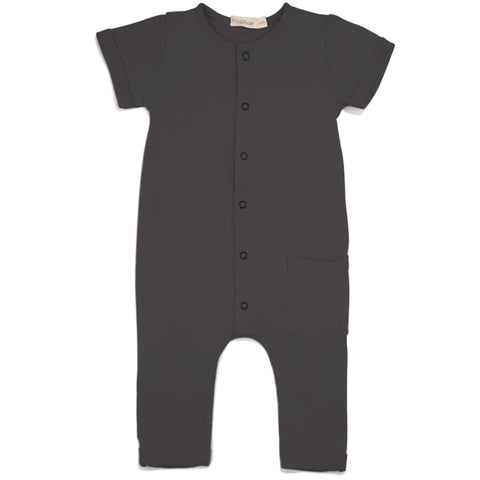 Phil & Phae Pocket Jumpsuit Graphite