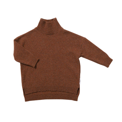 Maed for mini Wacky Wallaby Knit Sweater