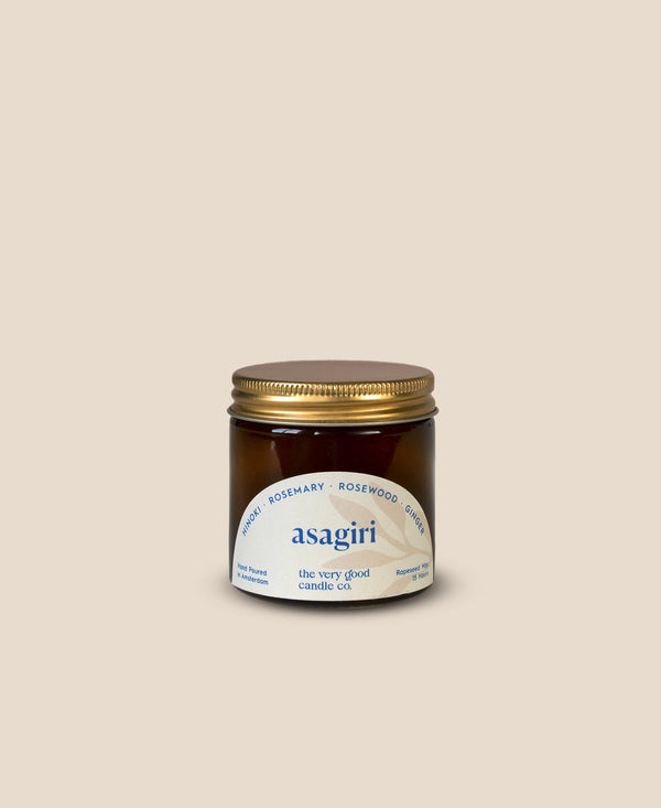The Very Good Candle Company - ASAGIRI - Rapeseed Candle Travel Size
