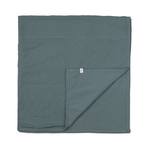Phil and Phae Baby Summer Blanket Balsam Blue